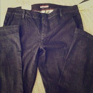 Tommy H. Dark wash Denim Pants